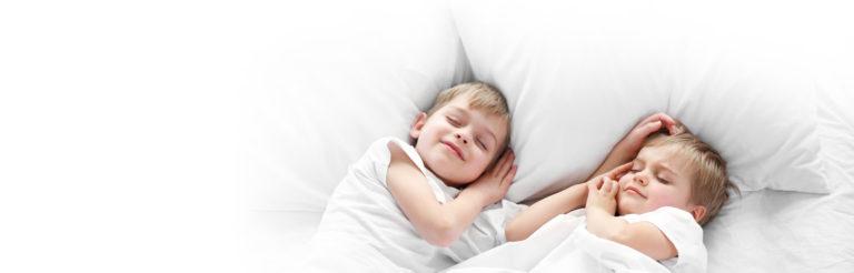 Jongens Slapen In Bed Witruimte Link
